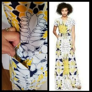 GAP Dresses - [Gap]Dawn Big Flowers Maxi Dress 2